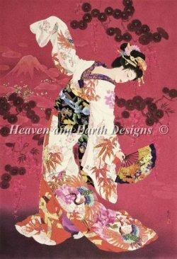 画像1:  HeavenAndEarth図案 Aratama