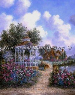 画像1: HeavenAndEarth図案 Garden Path