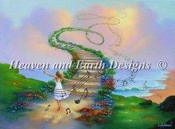 画像1:  HeavenAndEarth図案 Musical Dreamland
