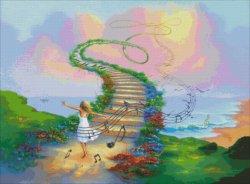 画像2:  HeavenAndEarth図案 Musical Dreamland