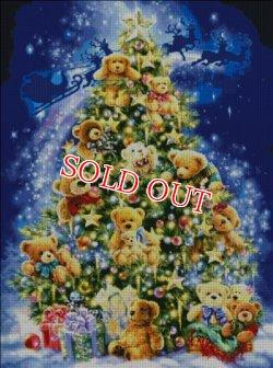 画像2: HeavenAndEarth図案 Teddy Bear Tree