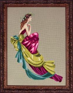 画像1: Mirabilia図案 Charlotte