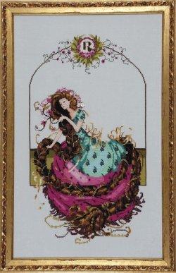 画像1: Mirabilia図案 Rapunzel