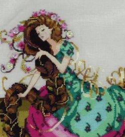 画像3: Mirabilia図案 Rapunzel