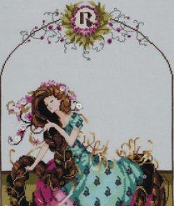 画像2: Mirabilia図案 Rapunzel