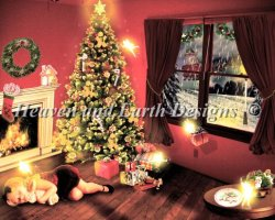 画像1:  HeavenAndEarth図案 Christmas