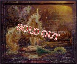 画像1: HeavenAndEarth図案The Mermaid&Unicorn