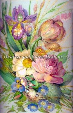 画像1:  HeavenAndEarth図案 PTP Garden