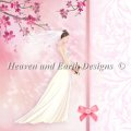 HeavenAndEarth図案 Pink Bride