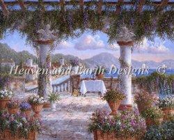 画像1: HeavenAndEarth図案 Tuscan Serenade