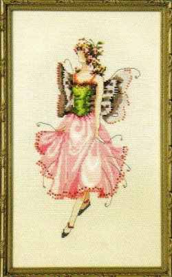 画像1: Nora Corbett (Mirabilia)図案 Roses