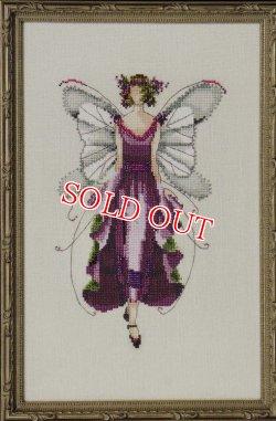 画像1: Nora Corbett [Violet] 図案の糸セット